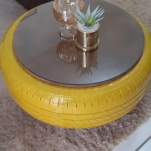 Lindas mesas de centro para sua sala - Foto 5