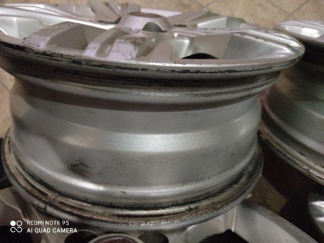 Rodas Doblo aro 15 - Foto 4