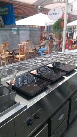 Cozedor de Massas - Promoção de fritadeiras - Foto 3