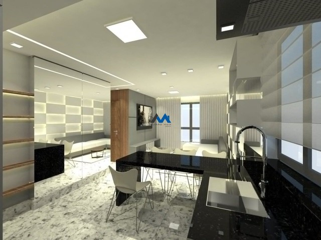 Apartamento à venda com 2 dormitórios em Lourdes, Belo horizonte cod:ALM1723 - Foto 16
