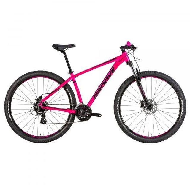 Bicicleta Alumínio MTB 24v HD Groove Indie 50
