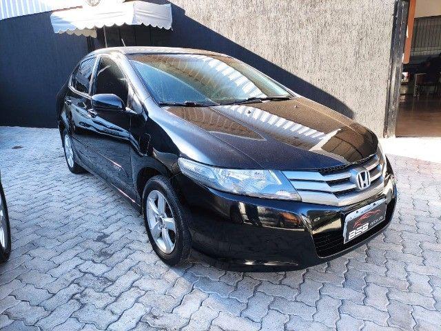 Honda City DX 1.5 Automático 2012