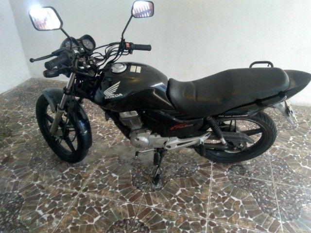 Honda Mix 150  - Troco por CB300 - Foto 4