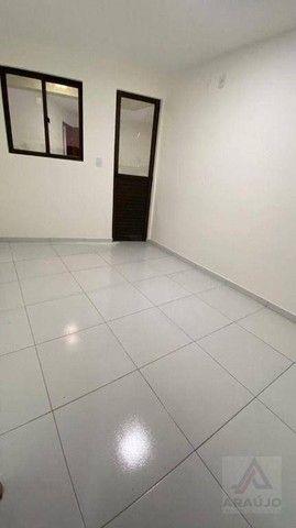 Apartamento com 2 dormitórios à venda, 53 m² por R$ 145.000,00 - Ernesto Geisel - João Pes - Foto 8