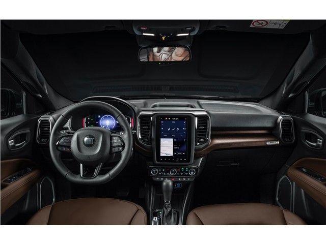 Fiat Toro 2022 2.0 16v turbo diesel ranch 4wd at9 - Foto 13