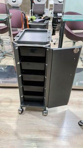 Venda móveis para salão de cabeleireiros. - Foto 4
