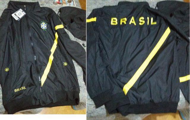 Agasalho Seleção Brasileira - Foto 3