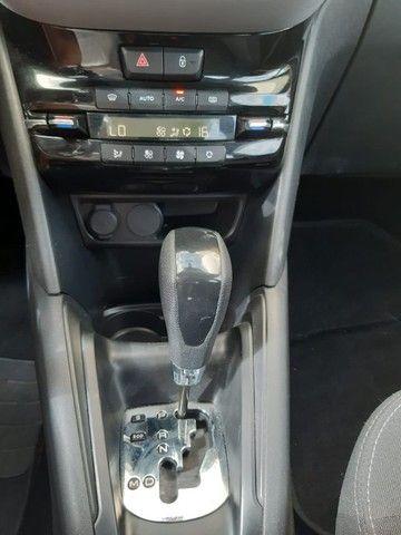 Peugeot 208 Allure 1.6 Automático Teto Panorâmico Baixo KM - Foto 13