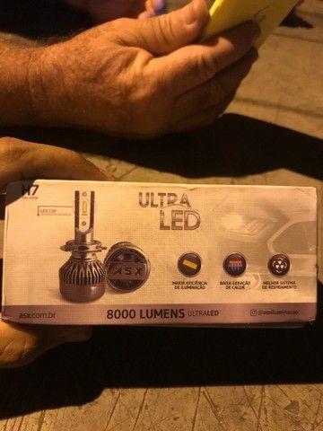 ULTRA LED ASX 8.000 lumens 6k
