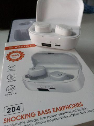 Fone Bluetooth original bateria 4h - Foto 4