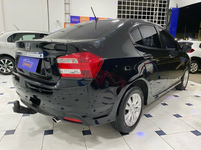 Honda City LX 1.5 Automático 2013 Única dona Imperdível!!!! - Foto 5
