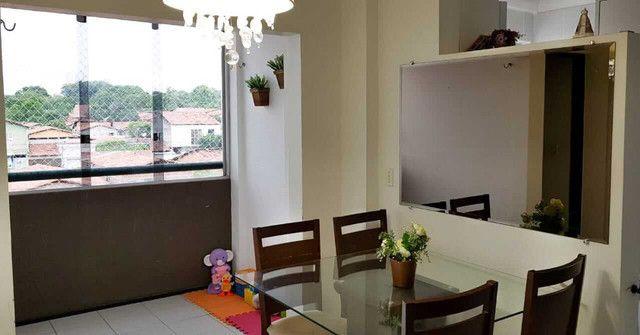 82 Apartamento 67m² com 03 quartos no Ininga, mobiliado, Aproveite a Oferta!(TR56287)MKT - Foto 3