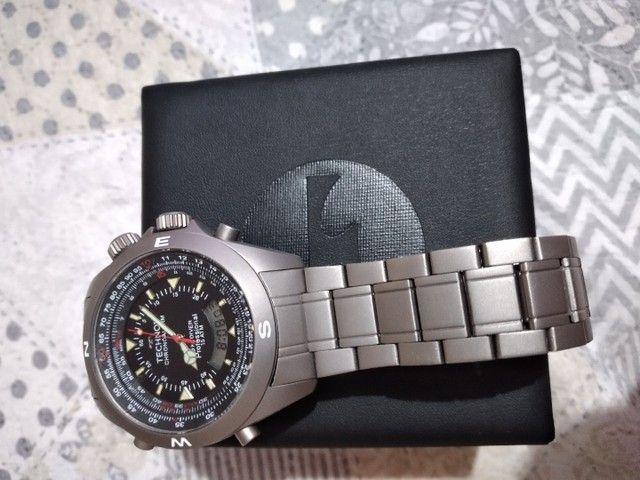 Relógio Technos T20563/1P Masculino - Foto 2