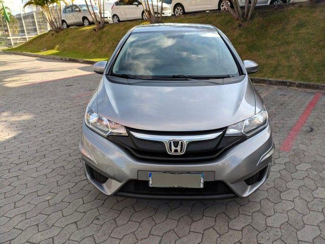 Honda Fit 1.5 LX 2015 Todo Revisado Na Honda!! - Foto 3