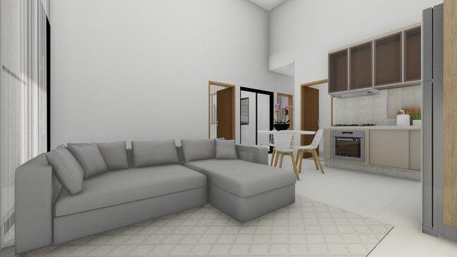 Casa Térrea   127,00 m² de Área Construída   Jd. Espanha - Foto 8