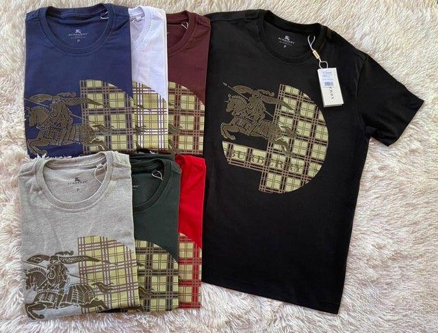Camisetas no atacado  - Foto 2
