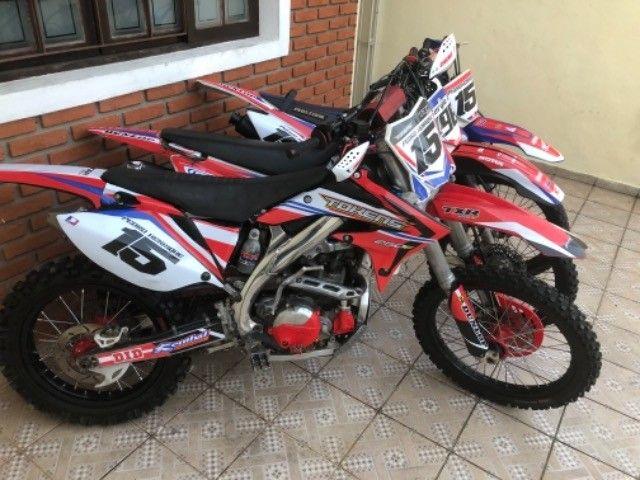 Mxf Tokens 250 2014 moto zera qualquer proposta em dinheiro leva - Foto 5