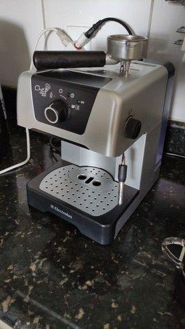 Cafeteira Espresso Crema Chef Silver