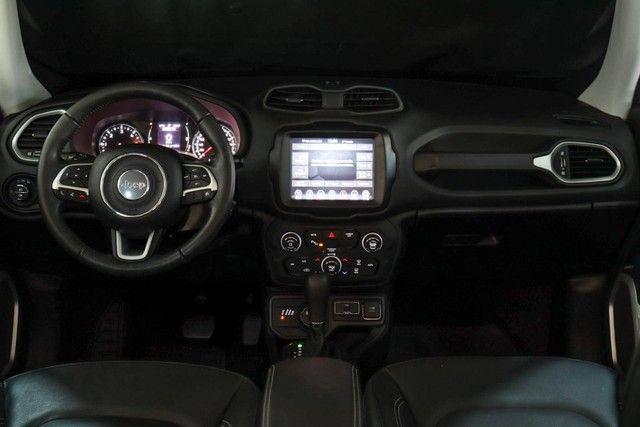 Jeep Renegade 2.0 Diesel Longitude 4X4 automático 2019 - Foto 11