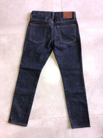 Vendo 2 calças jeans Nova Infantil - Gap e Tommy - Foto 4