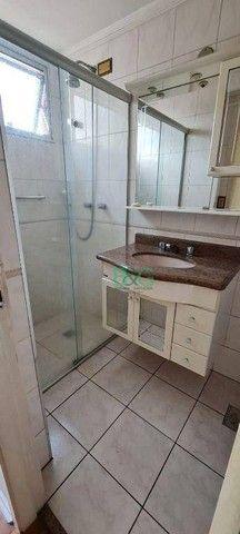 Apartamento para alugar, 90 m² por R$ 2.600,00/mês - Santana - São Paulo/SP - Foto 14