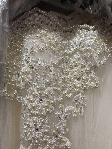Vende-se Vestido de Noiva  - Foto 2