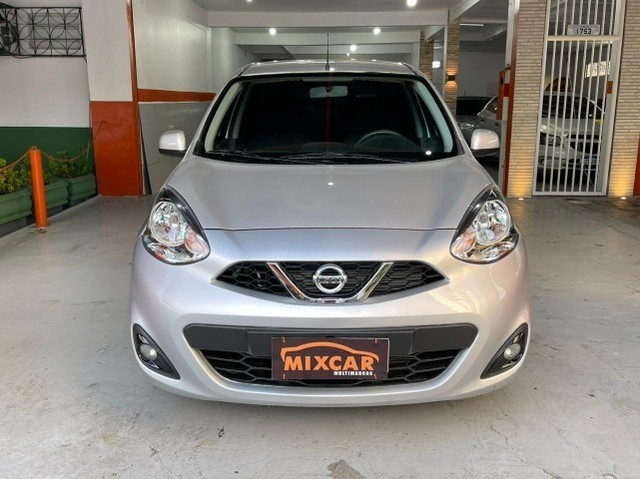 Nissan March SV 1.6 2020! Impecável! - Foto 3