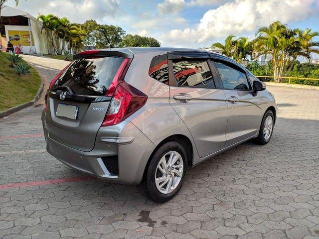 Honda Fit 1.5 LX 2015 Todo Revisado Na Honda!! - Foto 6