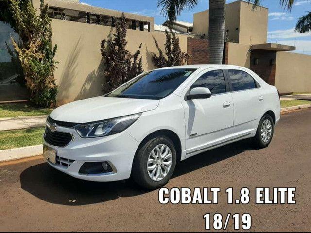 Vende-se Cobalt Elite 18/19 baixo km 38.000 única dona