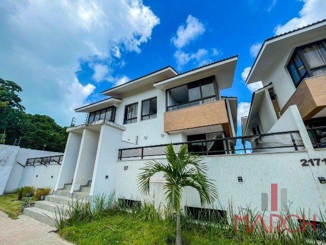 Vendo casa com 3 quartos em condomínio estilo village no Portal do Sol - Foto 2