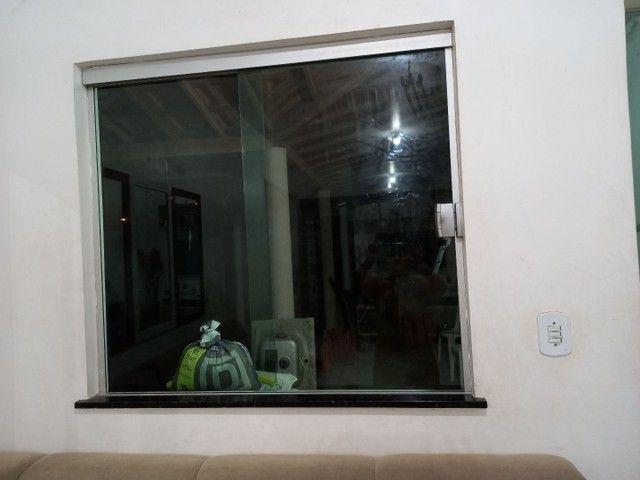 Porta e janela vidro blindex - Foto 2