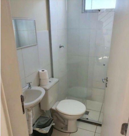 Alugo apartamento na cobertura  do Condomínio Ciudad de Vigo - Foto 4