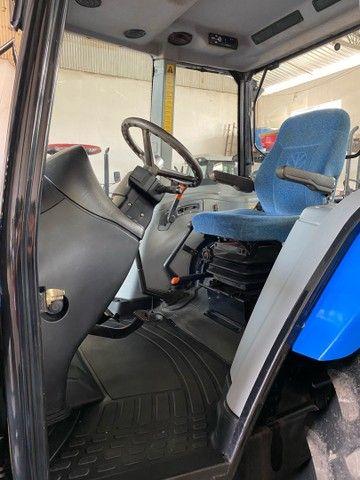 Trator tl75 cabine original  - Foto 6