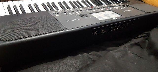 teclado pa 600 unico dono - Foto 2
