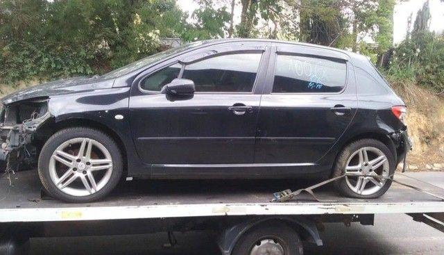Peugeot 307 sucata