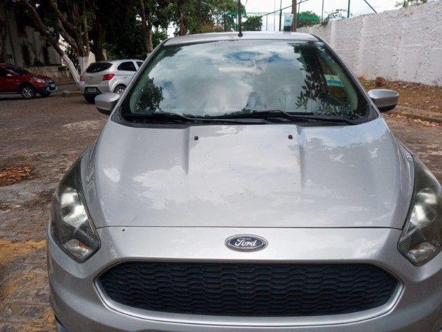 Ford KA 1.0 SE com menos de 60.000km