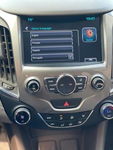 Chevrolet Cruze LTZ 1.4 Turbo 2017/2018 - Cor Branco 49.750 KM - Foto 6