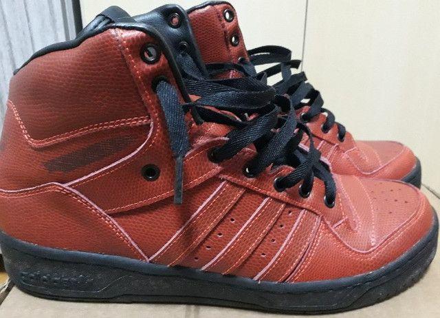 Adidas Js Basketball Wings 41 - 42 - Foto 2