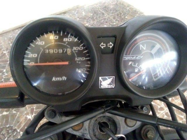 Honda Mix 150  - Troco por CB300 - Foto 3