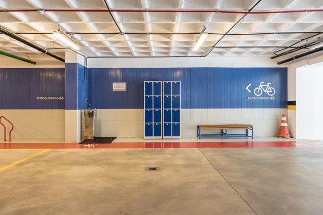 Sala comercial no Eurobusiness, 123 m² - venda por R$ 1.200.000 ou aluguel por R$ 5.500/mê - Foto 18
