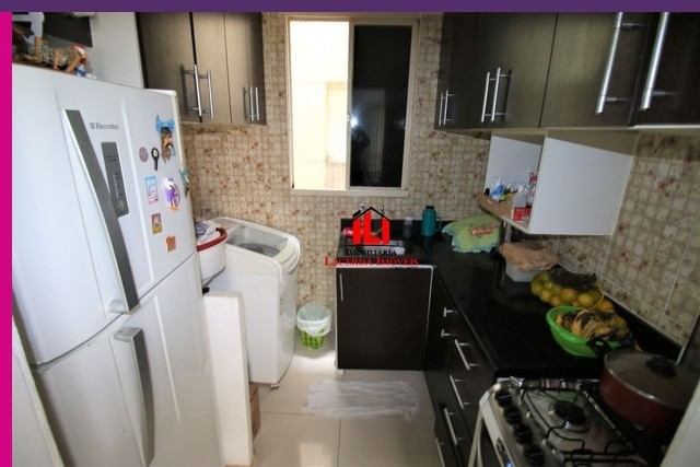 Tarumã Apartamento com 2 Quartos Condomínio jardim paradiso Alaman - Foto 14