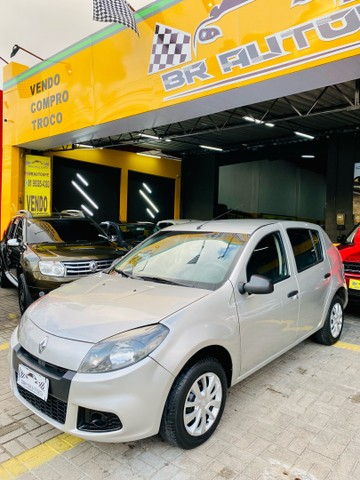 Renault Sandero 1.0 2014