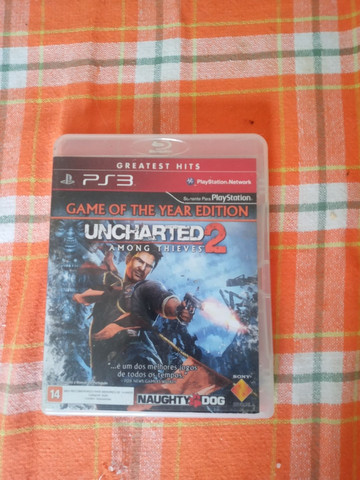Vendo uncharted 2