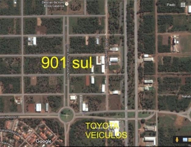 Terreno, Plano Diretor Sul, Palmas-TO