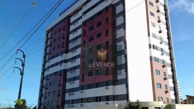 Apto 3 quartos c/ suíte, 73m², por R$ 195 mil no Pinheiro