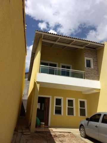 Casas duplex no Eusébio, 3 quartos 4 vagas fino acabamento - Foto 6