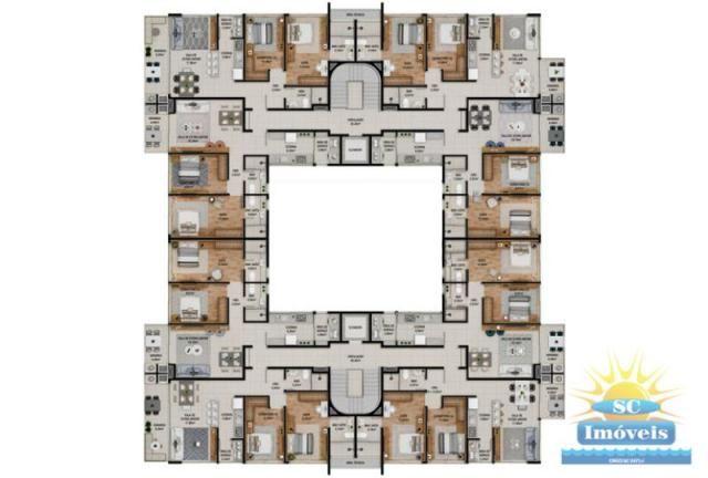 Apartamento à venda com 2 dormitórios em Ingleses, Florianopolis cod:14329 - Foto 5
