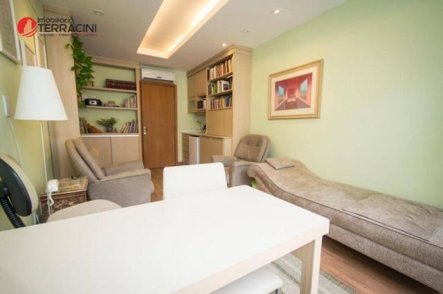 Sala à venda, 31 m² por r$ 300.000 - são joão - porto alegre/rs - Foto 7