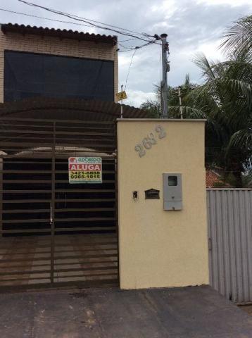 Alugo Casa, 02 suítes, Cidade Alta em Rondonópolis-MT