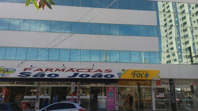 Sala comercial nova em tramandai de frente para emancipação e supermercado nacional